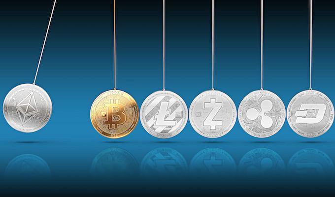 Проект криптовалют