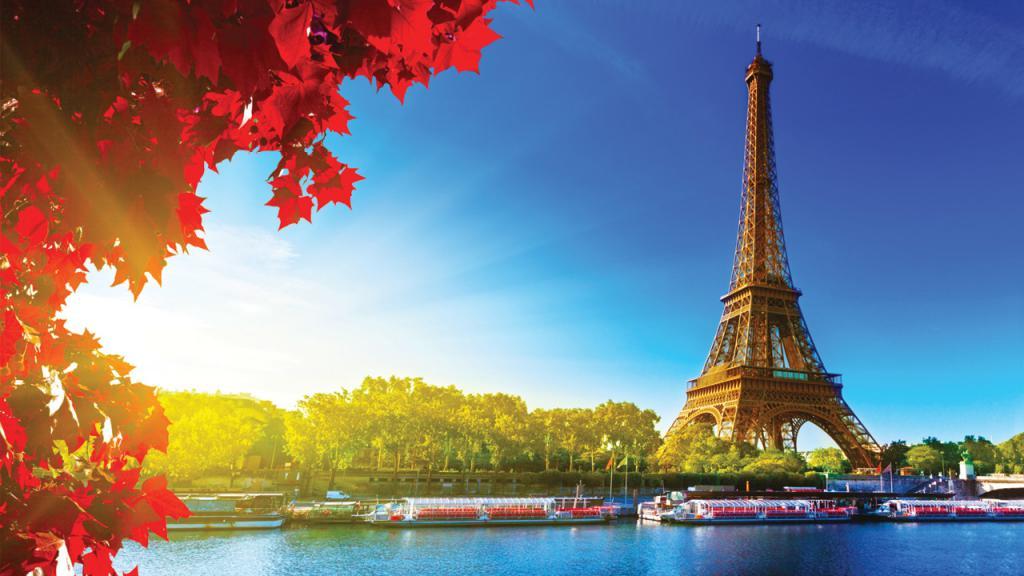 "Эйфелева башня - символ Франции. Родины ""реванша"""
