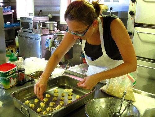работа судовым поваром