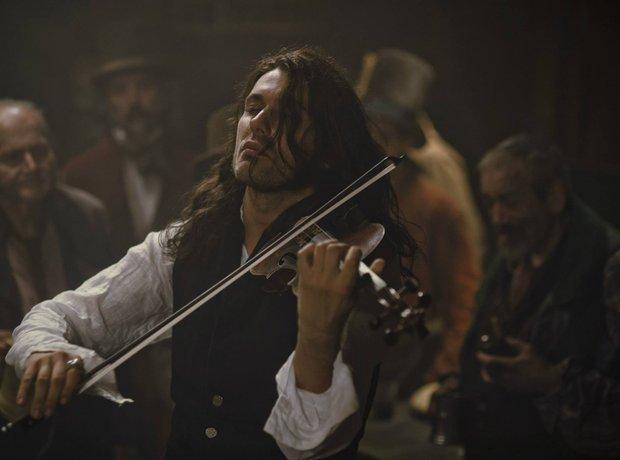 Концерт Паганини