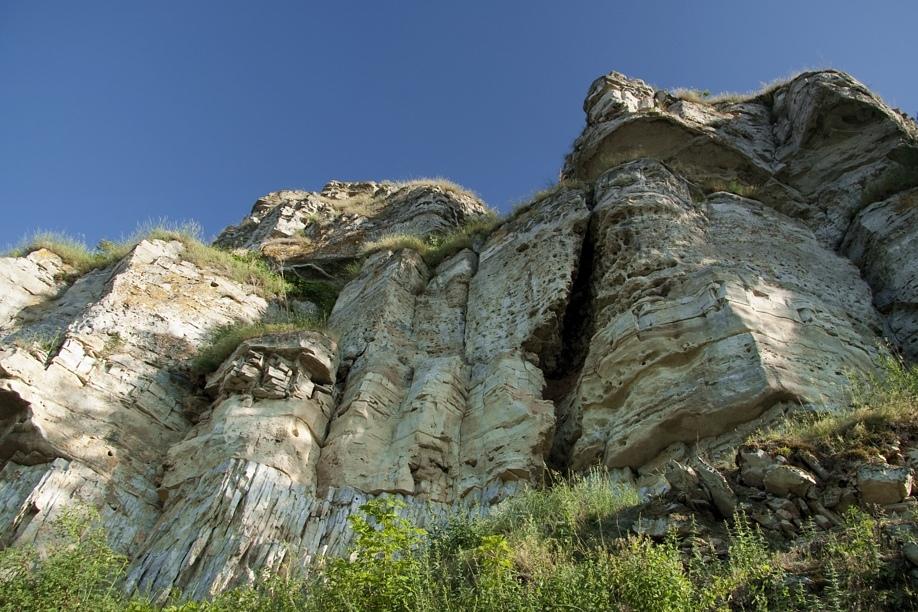 Приволжская возвышенность геология