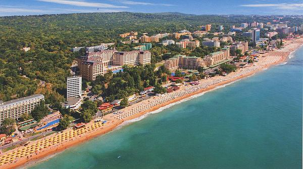 болгария золотые пески достопримечательности