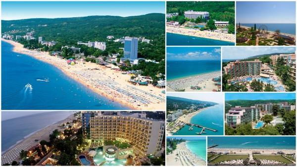 болгария золотые пески фото отели