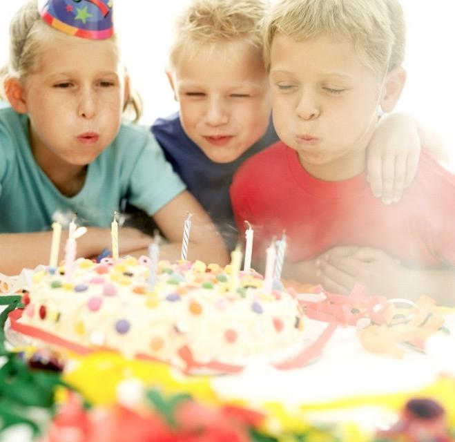отметить день рождения ребенка москва