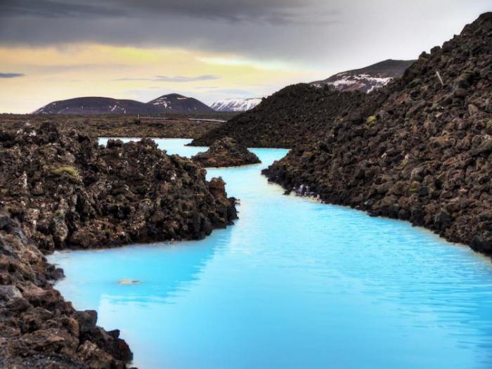 природная достопримечательность исландии