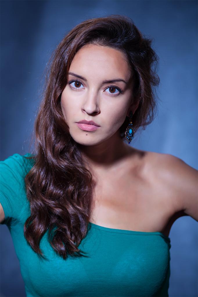 Актриса Татьяна Храмова