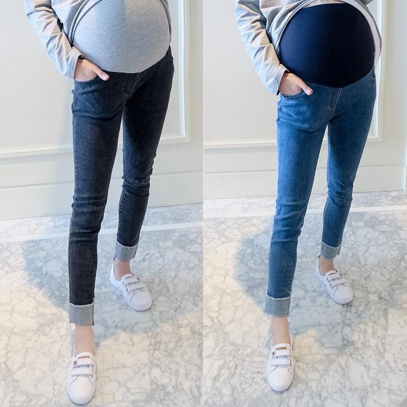 слим фит одежда на беременной