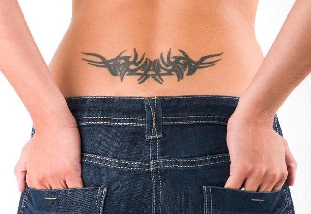 сколько держатся временные татуировки