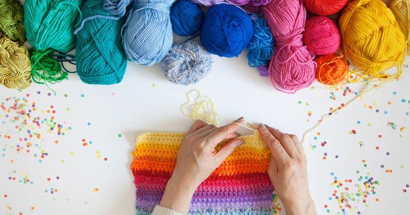 Виды нити для вязания