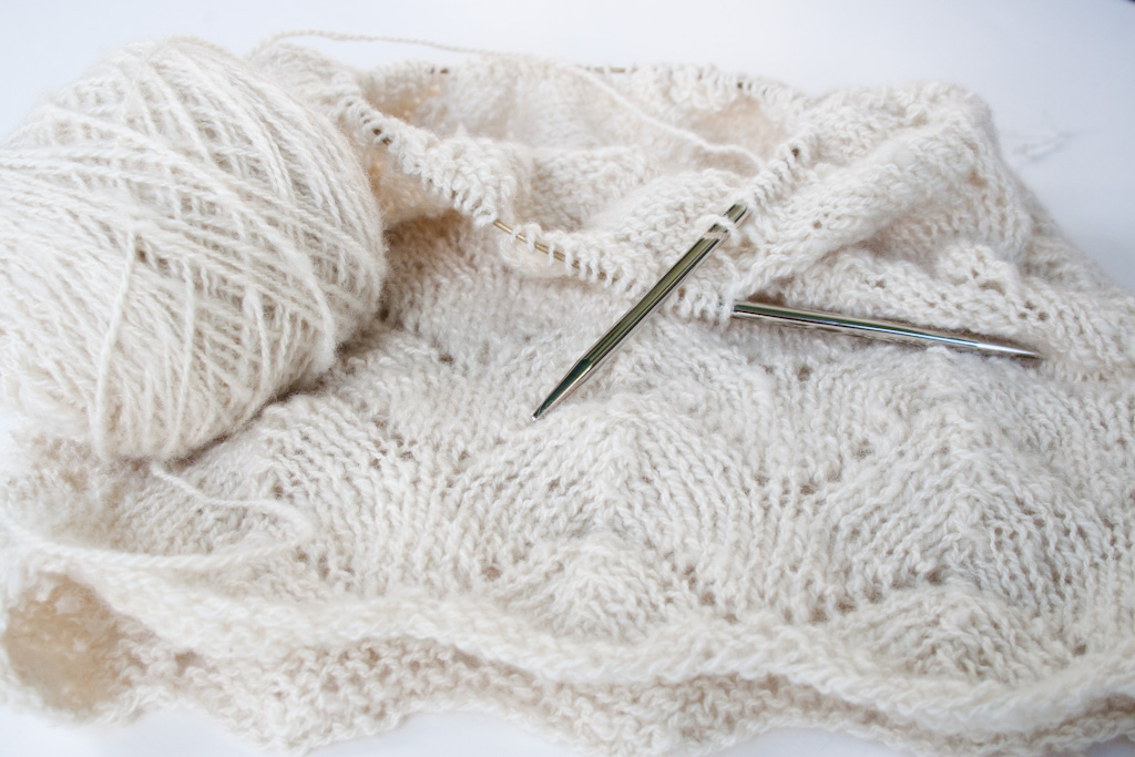 Кашемировые нити для вязания