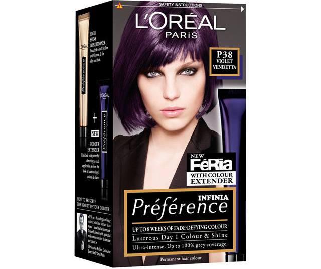 Краска для волос бренда L'OREAL