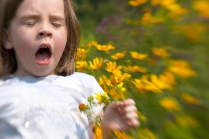 аллергия у детей симптомы фото