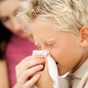 аллергия у ребенка симптомы