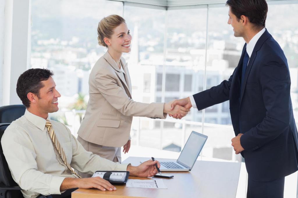 правила бизнес этикета
