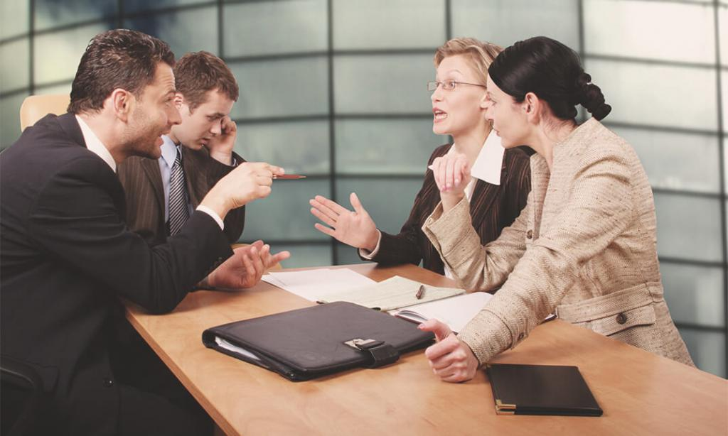 международный бизнес этикет