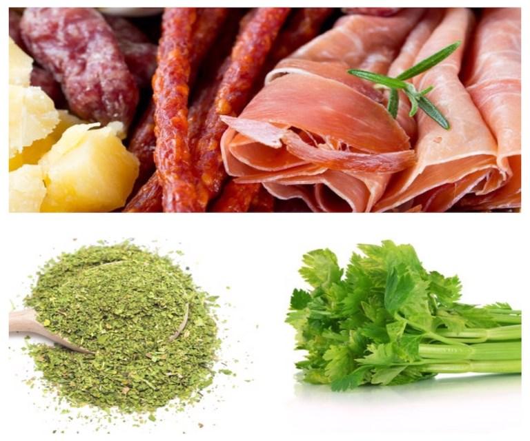 Разновидности колбас