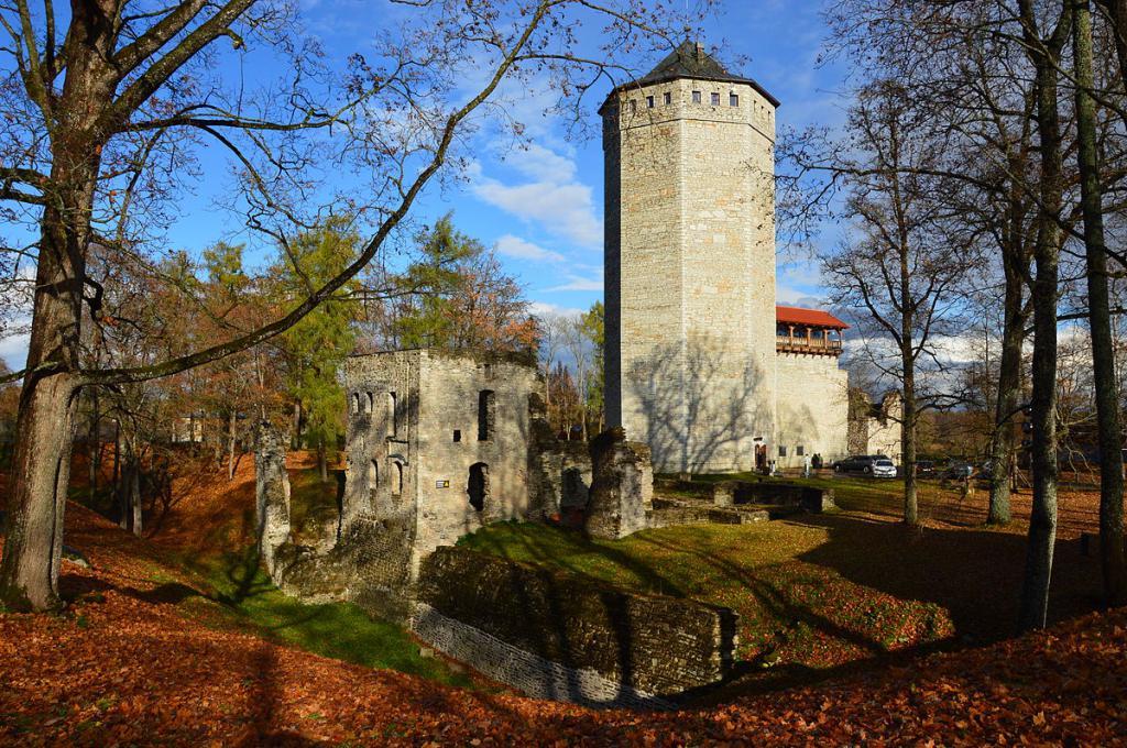 Замок Пайде
