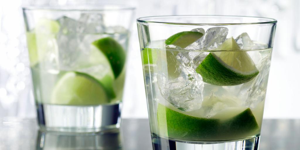 как делать коктейль кайпиринья