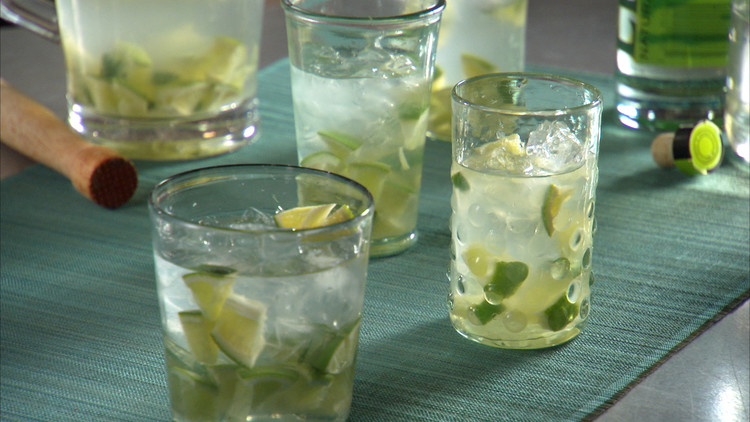 рецепт коктейля кайпиринья