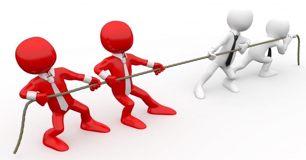 понятие конфликта виды конфликта функции конфликтов