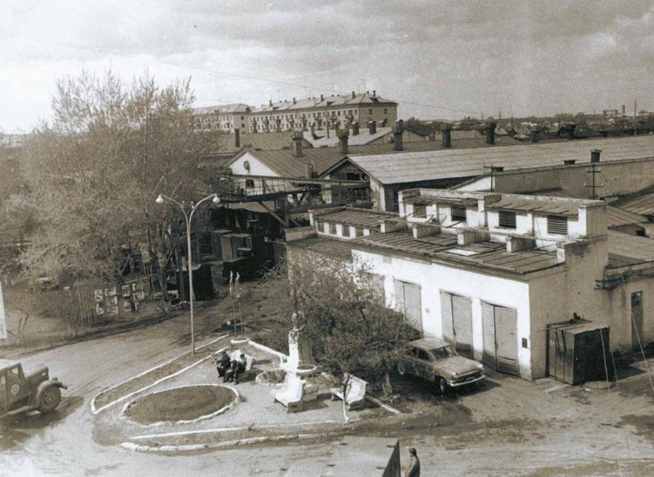 История Тюменского аккумуляторного завода