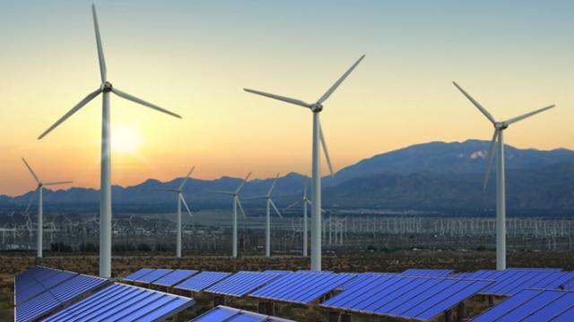 Ветроэнергетические генераторы