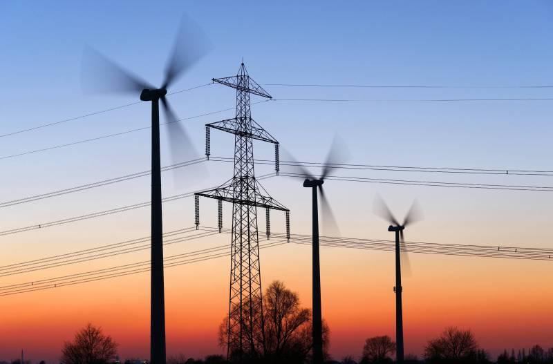 Ветроэнергетика в России