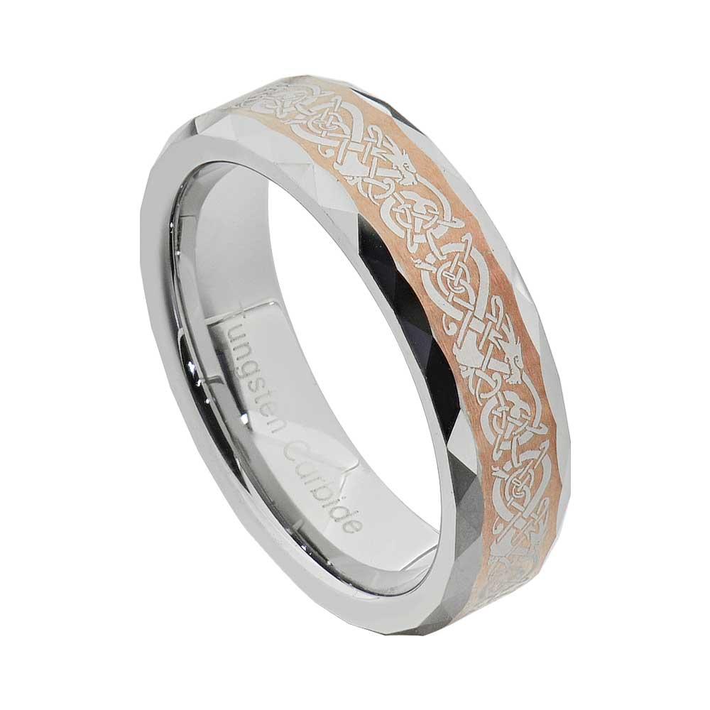 оригинальная форма обручального кольца