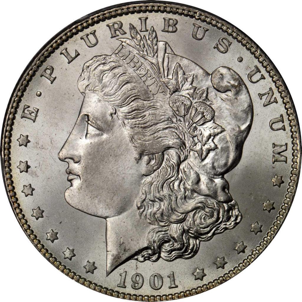 лицевая часть монеты