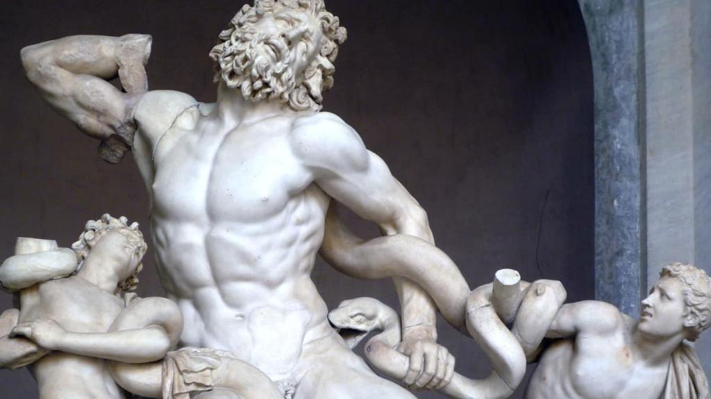 Скульптура древних греков