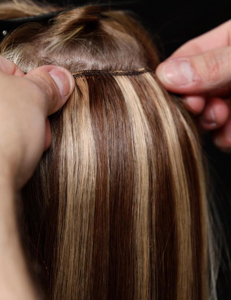 салон наращивание волос
