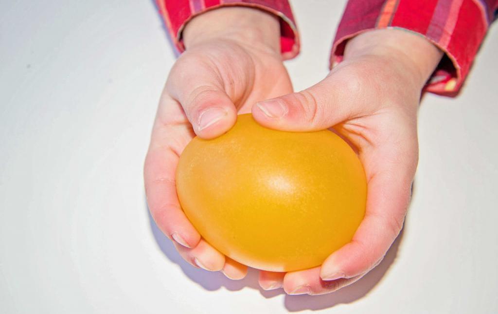 Попрыгун из яйца: забавно и весело