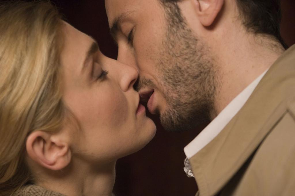 Красивые поцелуи