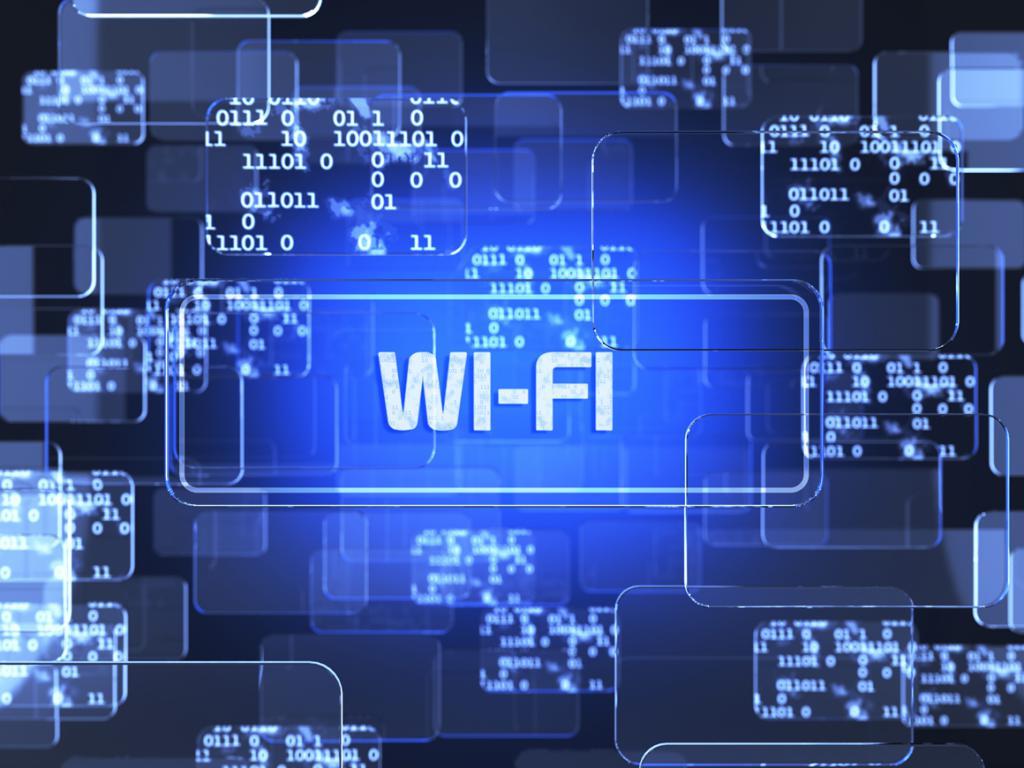 беспроводная локальная сеть wi fi