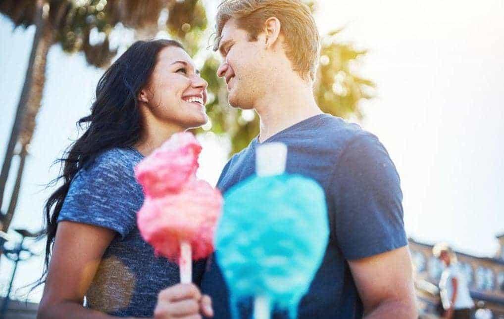 Пойти на романтическое свидание