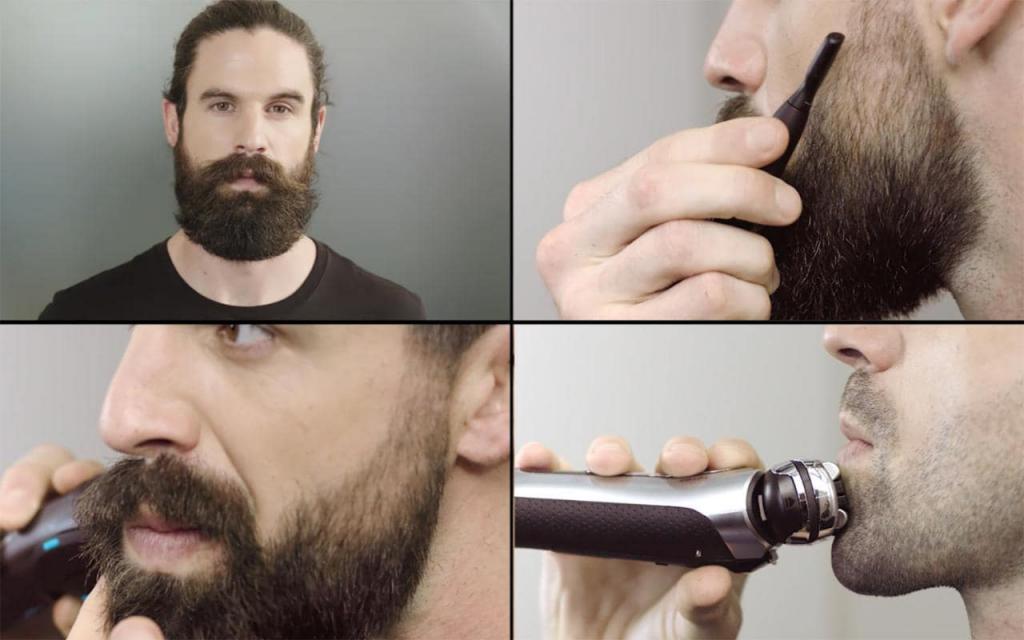 Инструменты для бритья