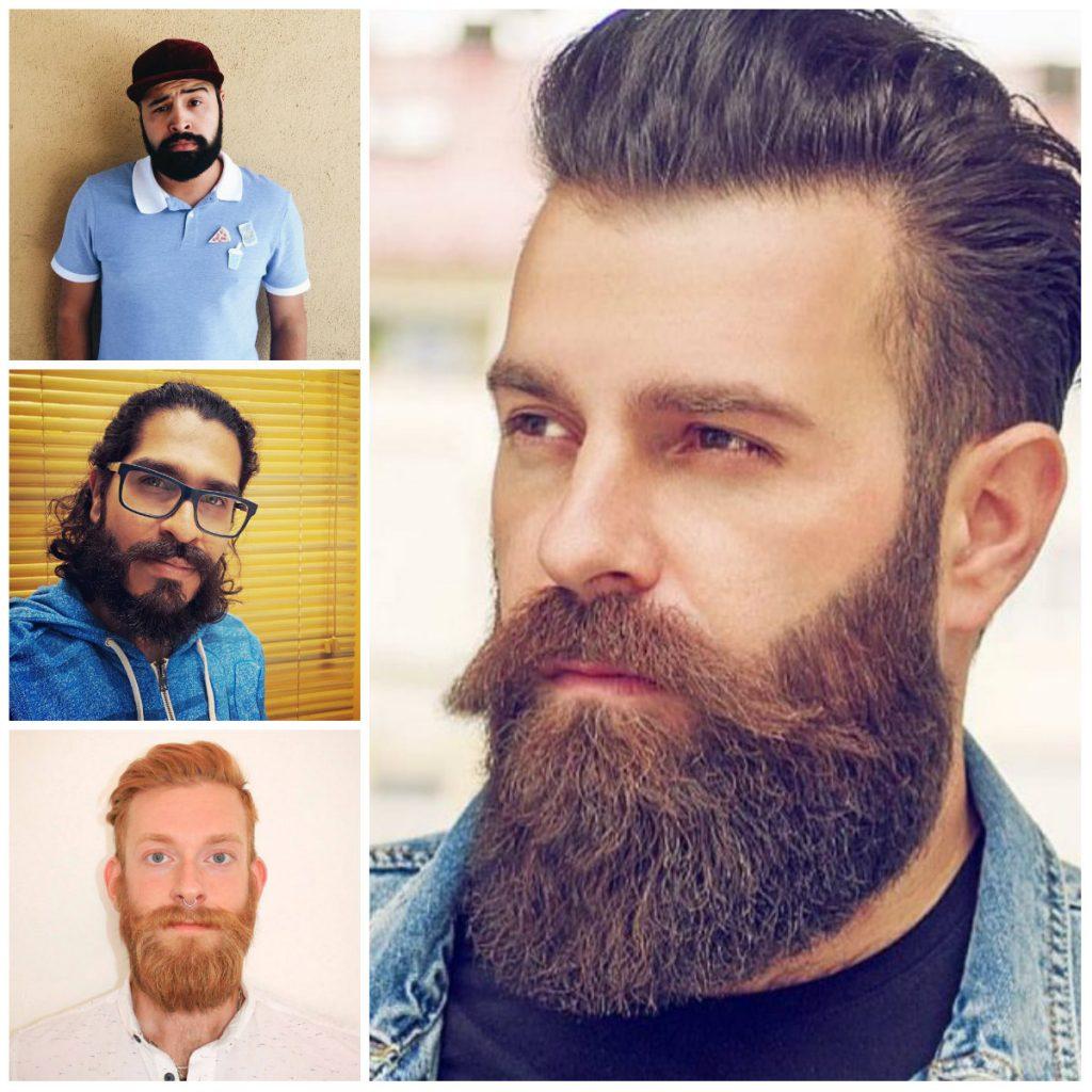 Стили бороды