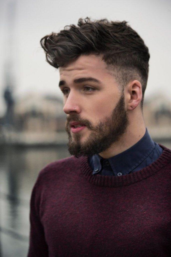 Борода мужская