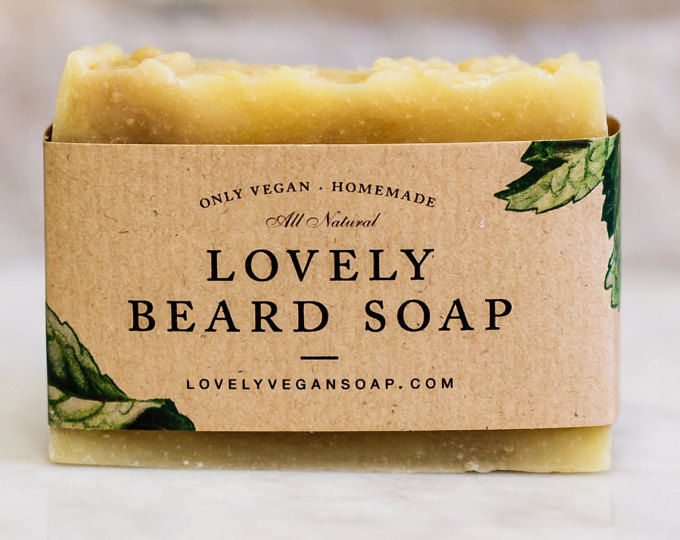 Мыло для бороды