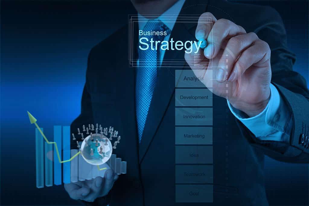 Состалвение стратегии