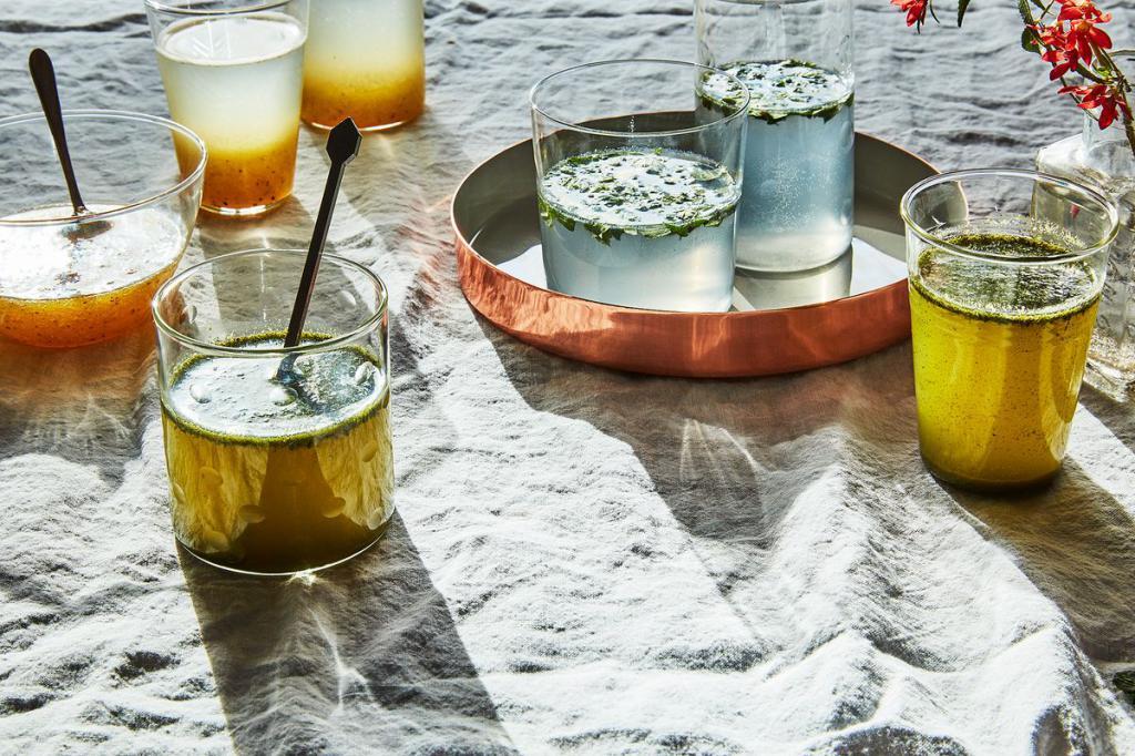 Индийские напитки