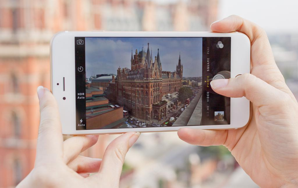 Камеры в смартфоне