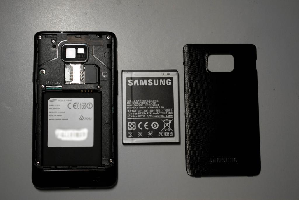 аккумулятор смартфона