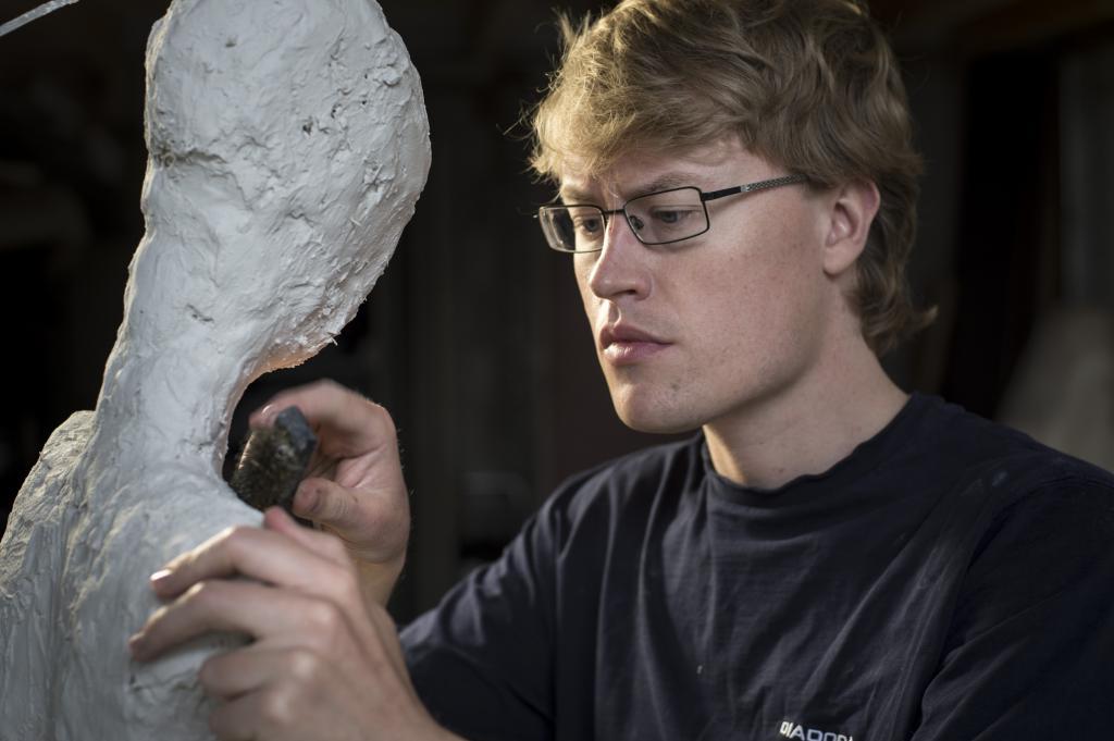 профессия скульптор для детей
