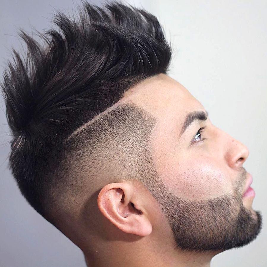 Причины жестких волос у мужчин