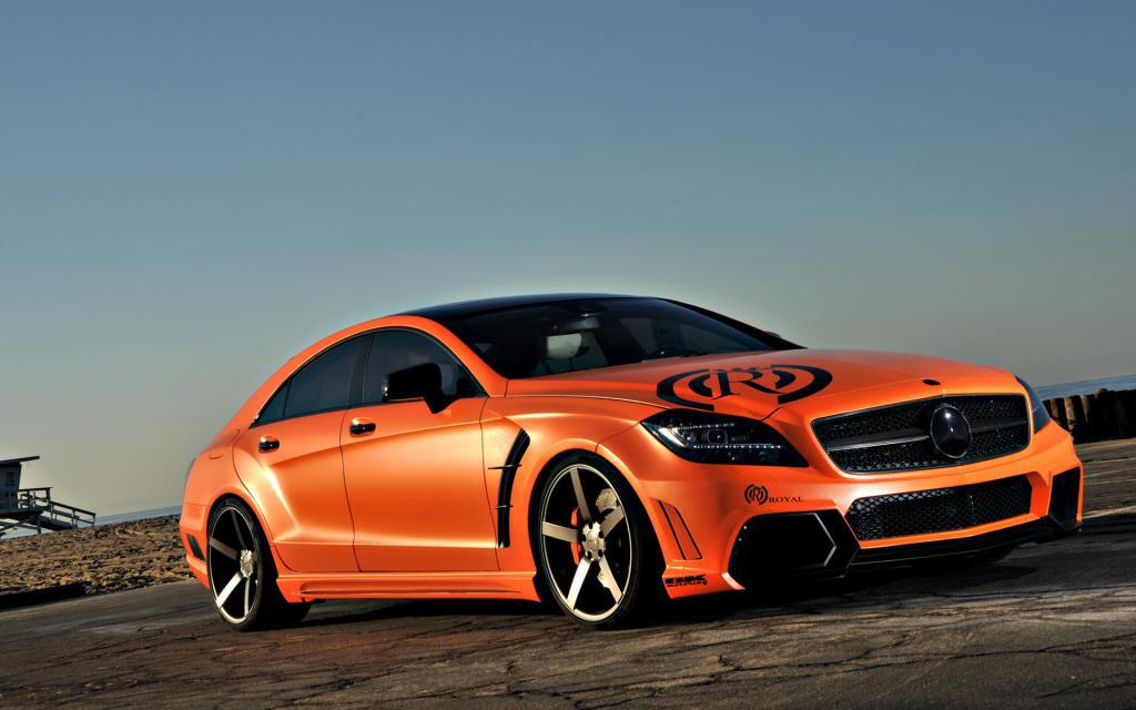 оранжевые машины в москве