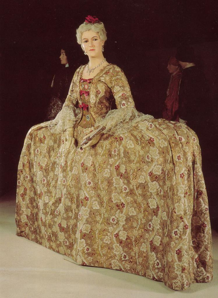 Платье гондола