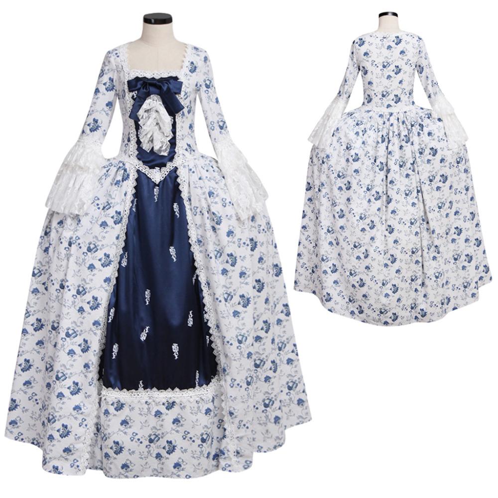 Платье рококо