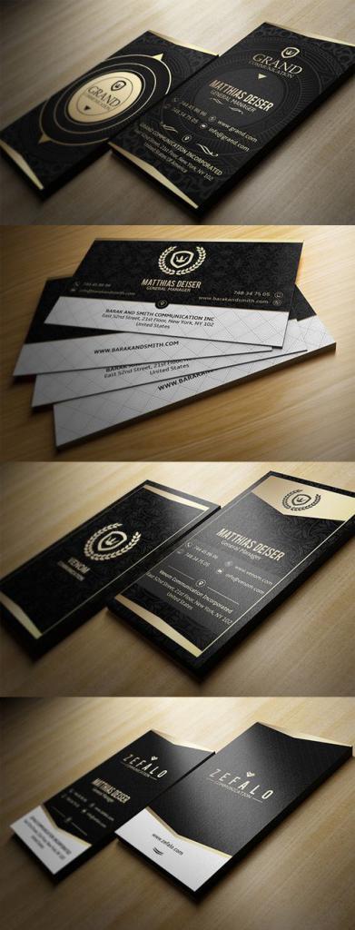 образцы визиток юристов и адвокатов
