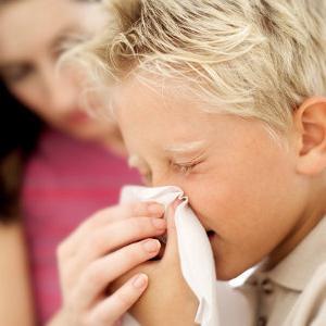 Как лечить аллергию у детей